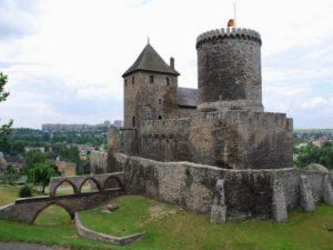 самые жуткие замки Европы